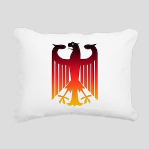 Germany Eagle Rectangular Canvas Pillow