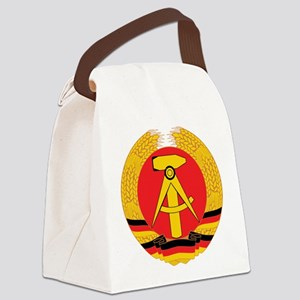 East Germany Canvas Lunch Bag
