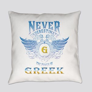 First Name, heart, last name, Love Everyday Pillow