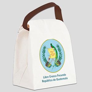 Guatemala Canvas Lunch Bag