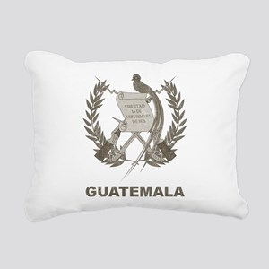 Vintage Guatemala Rectangular Canvas Pillow