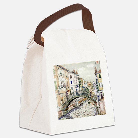 Unique Fine art Canvas Lunch Bag