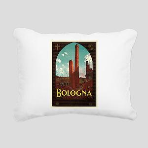 Trematore Bologna Italy Rectangular Canvas Pillow