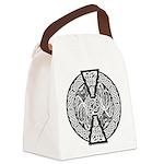 Celtic Dragons Canvas Lunch Bag