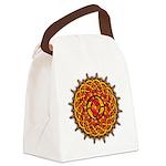 Celtic Sun Canvas Lunch Bag