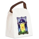 Celtic Doorway Canvas Lunch Bag