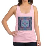 Celtic Atlantis Opal Racerback Tank Top