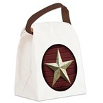 Star Americana Photograph Canvas Lunch Bag
