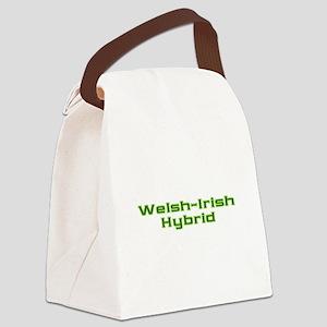 Welsh Irish Hybrid Canvas Lunch Bag