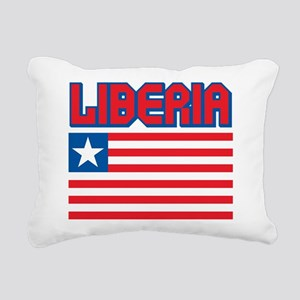 Liberia Rectangular Canvas Pillow