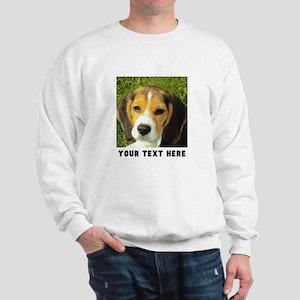Dog Photo Personalized Sweatshirt