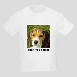 Dog Photo Personalized Kids Light T-Shirt