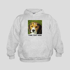 Dog Photo Personalized Kids Hoodie