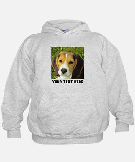 Dog Photo Personalized Hoodie