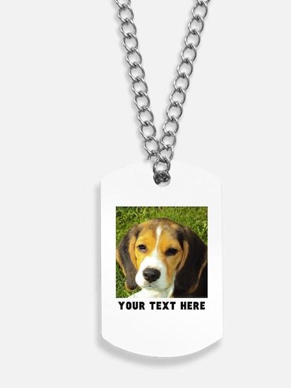 Dog Photo Personalized Dog Tags