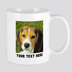 Dog Photo Personalized 11 oz Ceramic Mug