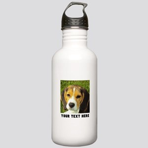 Dog Photo Personalized Stainless Water Bottle 1.0L