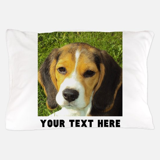 Dog Photo Personalized Pillow Case