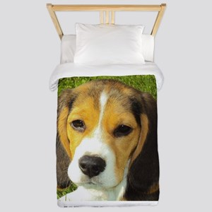 Dog Photo Personalized Twin Duvet Cover