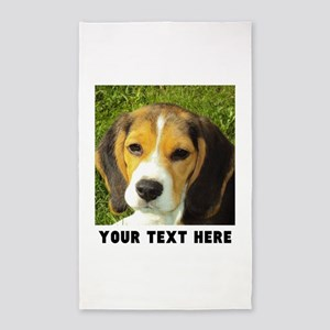 Dog Photo Personalized Area Rug