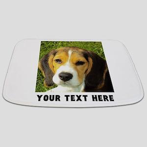 Dog Photo Personalized Bathmat