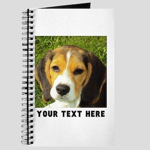 Dog Photo Personalized Journal