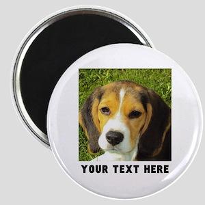 Dog Photo Personalized Magnet