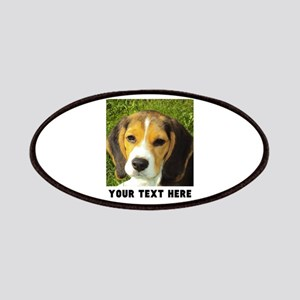Dog Photo Personalized Patch