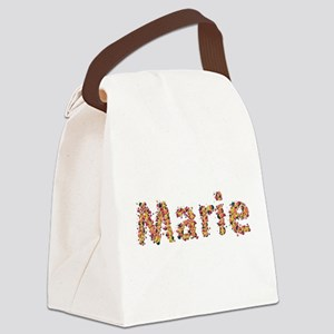 Marie Canvas Lunch Bag