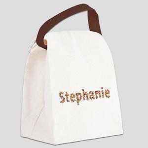 Stephanie Canvas Lunch Bag