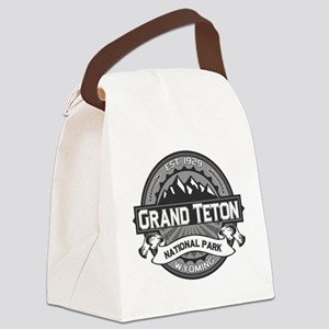 Grand Teton Ansel Adams Canvas Lunch Bag