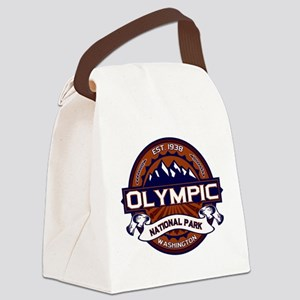 Olympic Vibrant Canvas Lunch Bag