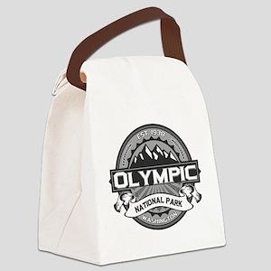 Olympic Ansel Adams Canvas Lunch Bag