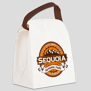 Sequoia Pumpkin Canvas Lunch Bag