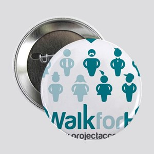 "Walk for H Logo 2.25"" Button"