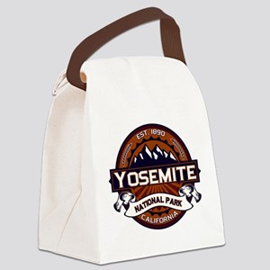 Yosemite Vibrant Canvas Lunch Bag