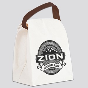 Zion Ansel Adams Canvas Lunch Bag