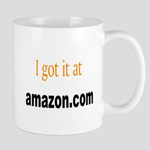 I got it at amazon.com Mug