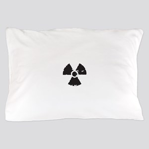 Nuclear Sign Pillow Case