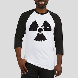Nuclear Sign Baseball Jersey