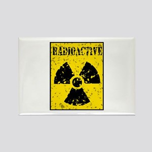 Radioactive Rectangle Magnet