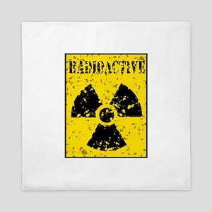 Radioactive Queen Duvet