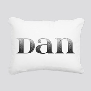 Dan Rectangular Canvas Pillow