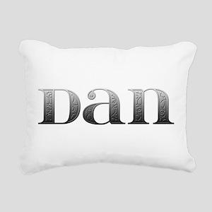 Dan Rectangular Canvas Pillow
