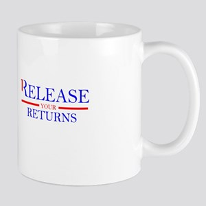 Romney....Release Your Returns Mug