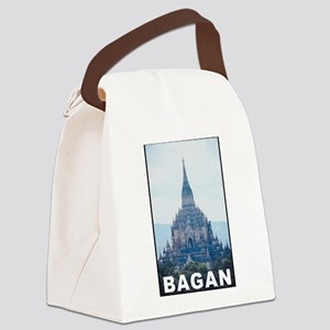 Bagan Canvas Lunch Bag