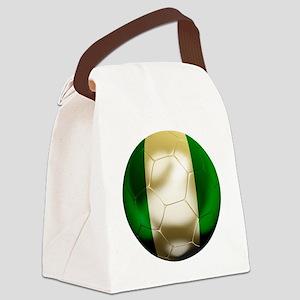 Nigeria World Cup Canvas Lunch Bag