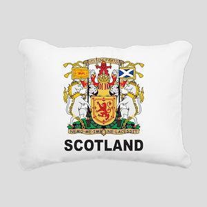 Scotland Rectangular Canvas Pillow