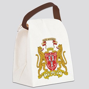 Aberdeen Coat of Arms Canvas Lunch Bag