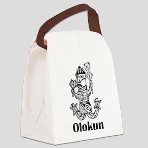 Olokun Canvas Lunch Bag